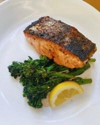 miso butter salmon