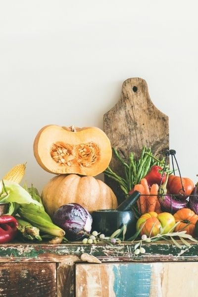 Plant-Based Fall Foods to Add to Your Diet