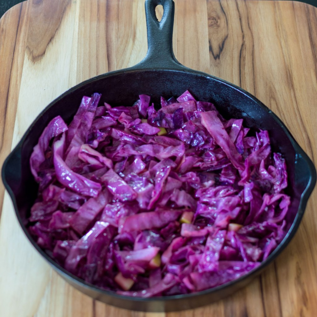 Cabbage gets a much needed makeover in this incredible pomegranate braised cabbage. In no time at all you can have a delicious compliment to any main dish. Healthy, quick and easy this recipe should be in everyone's weekly repertoire. thesimplesupper.com
