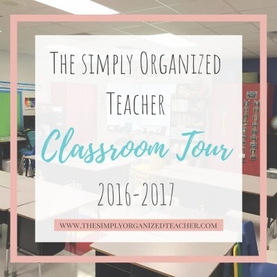The Simply Organized Teacher
