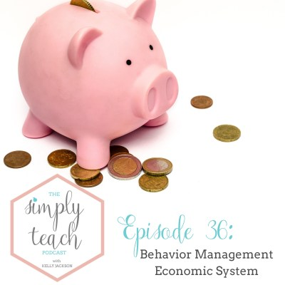 Are you looking for a way to spruce up your Behavior Management System? Or teach personal financial literacy? How about doing both at the same time? My Behavior Management Economic System has been researched and proven to not only improve behavior but teach the important skills of money management! Learn more by listening and get your copy of the resource!