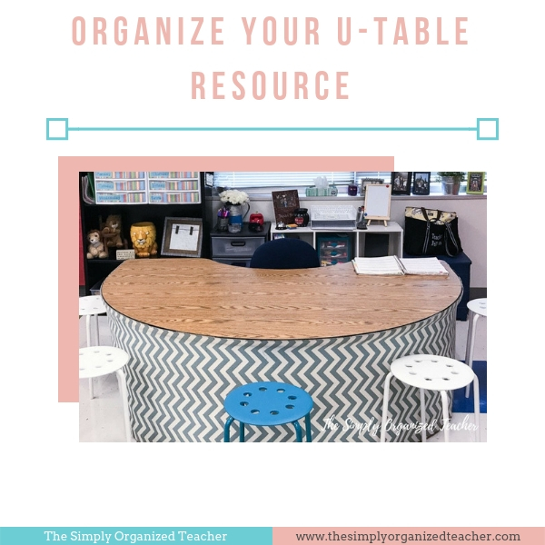 Looking to organize your teacher desk? This resource will help you clean, organize, and maintain your teacher workspace!