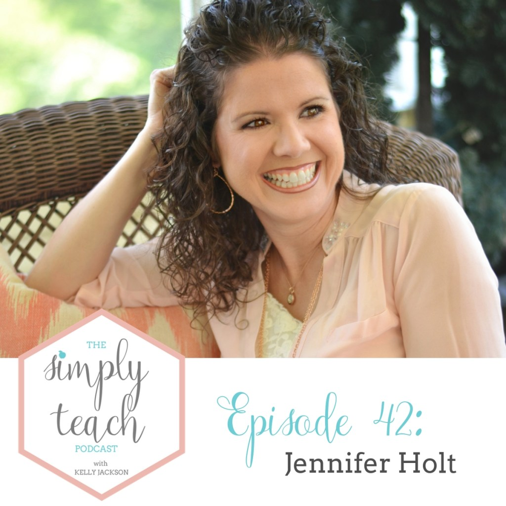 Simply Teach- a podcast for teachers, by teachers. In this episode we talk about being a TPT author, VIPKid, and the transition from a public school to a homeschooling mom.