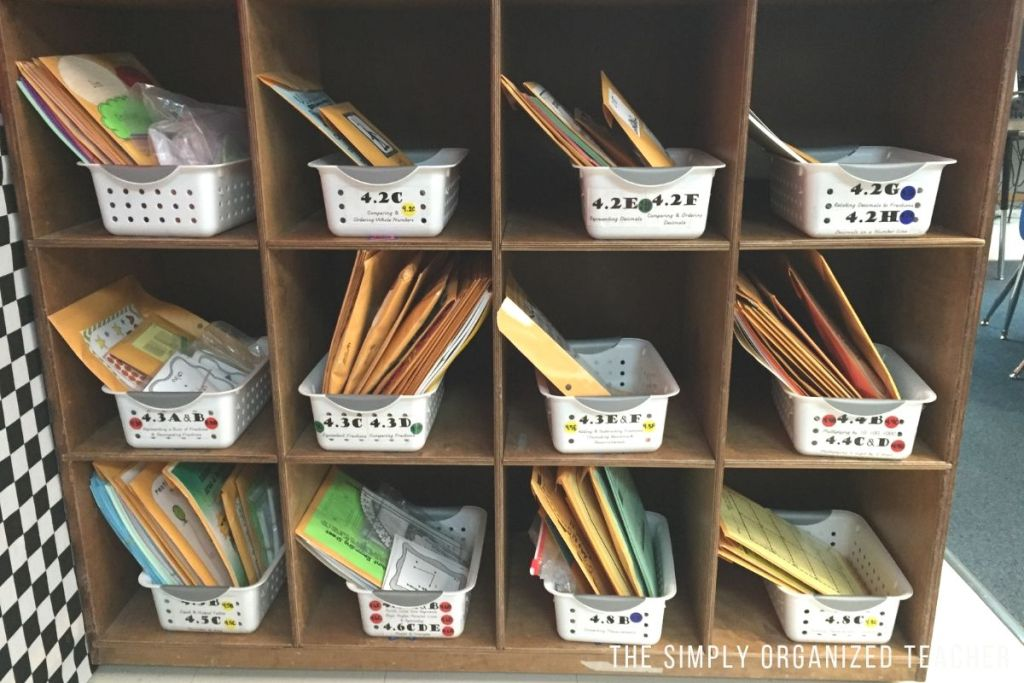 Looking to makeover your elementary classroom? This blog post shows how one teacher did that and the steps she took.