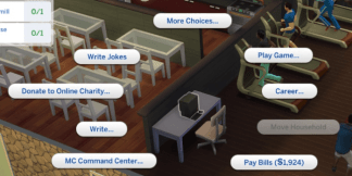 The sims 4 cheats ps4