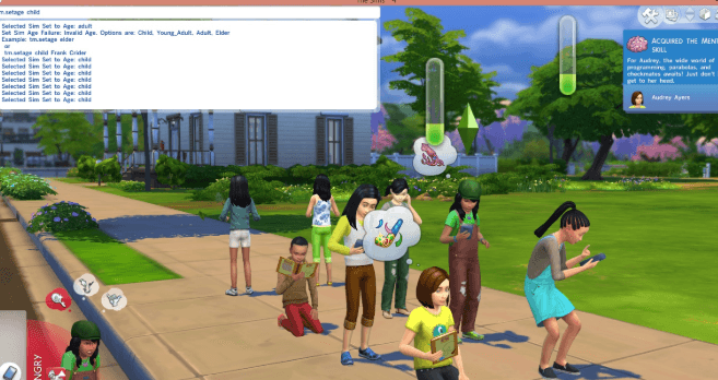 the sims 4 money cheat pc