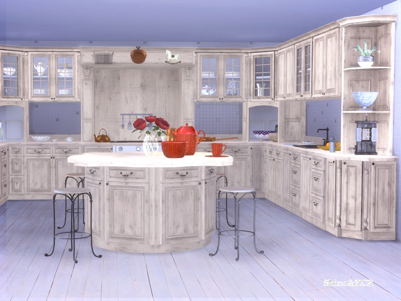 Kitchen French Country The Sims 4 Catalog