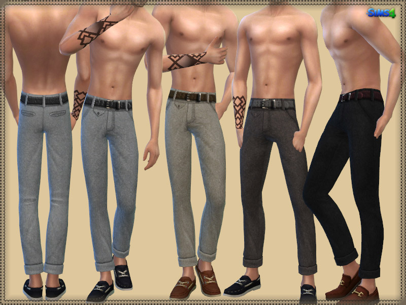 Tweed Pants - The Sims 4 Catalog