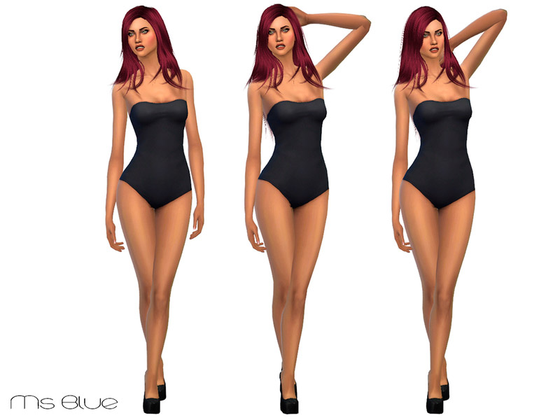 Cas Pose Cheerful 01 The Sims 4 Catalog