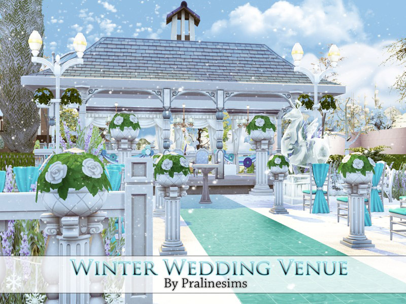 Winter Wedding Venue