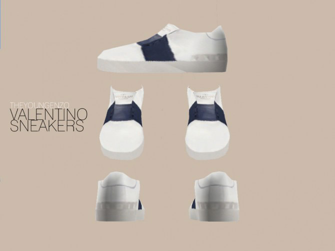 Sneakers For Males The Sims 4 Catalog