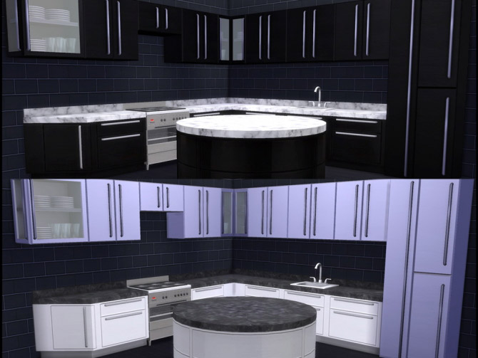 Sims 4 Kitchen Good Basement With Sims 4 Kitchen Gallery Of Sims