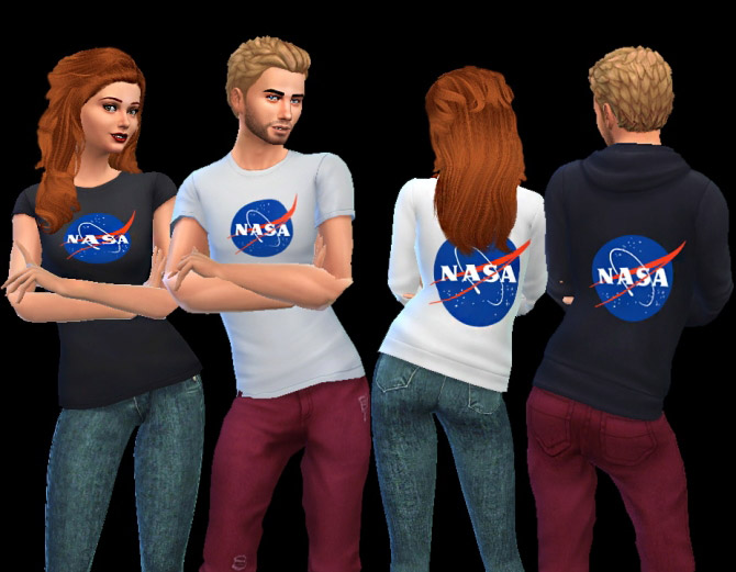 By Photo Congress || The Sims 4 Cc Tumblr Clothes