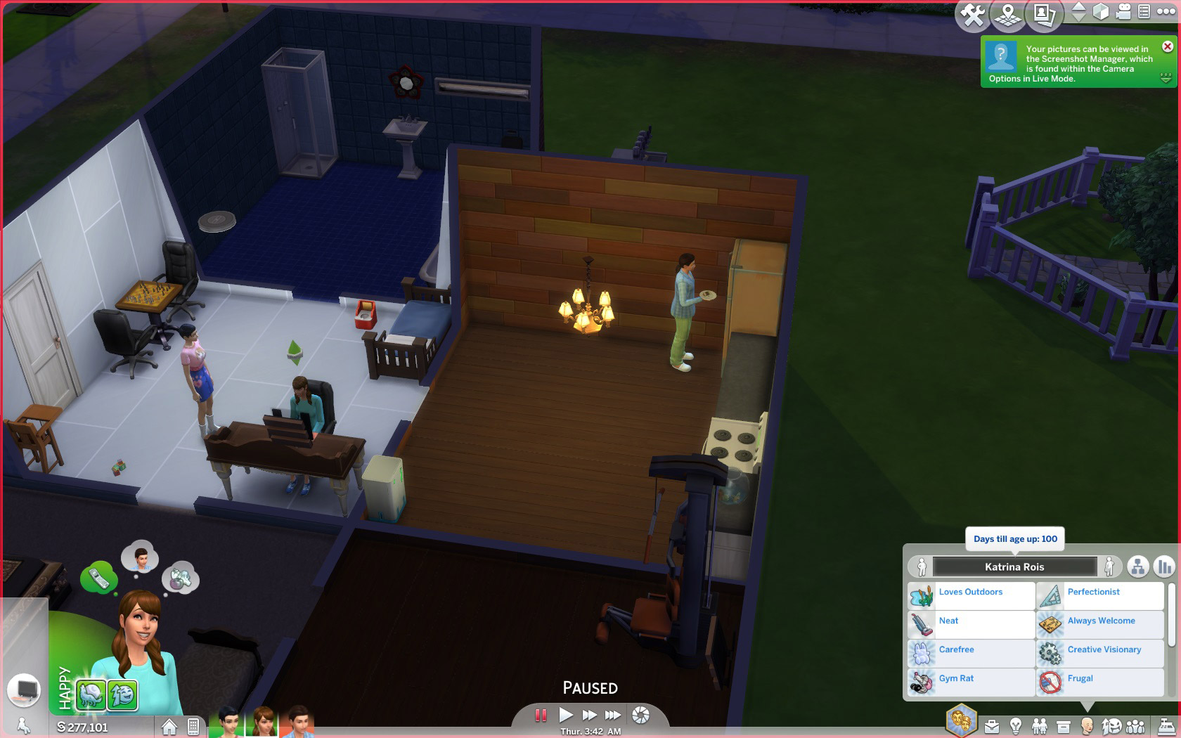 Vampire Aging Enabled - With Life Extension - The Sims 4 Catalog
