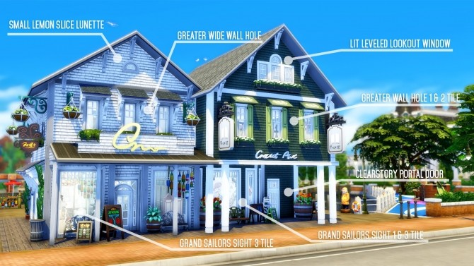 Cats Dogs Build Mode Expanded 55 Fixed New Doors Arches And Windows At Simsational Designs The Sims 4 Catalog
