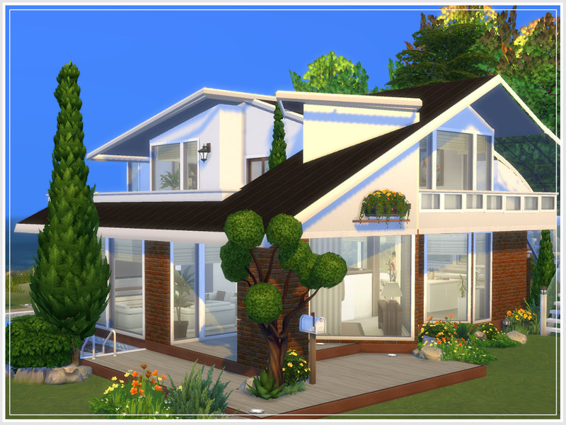 Or even, heck, an airport? Anouck (Base Game - No CC) - The Sims 4 Catalog