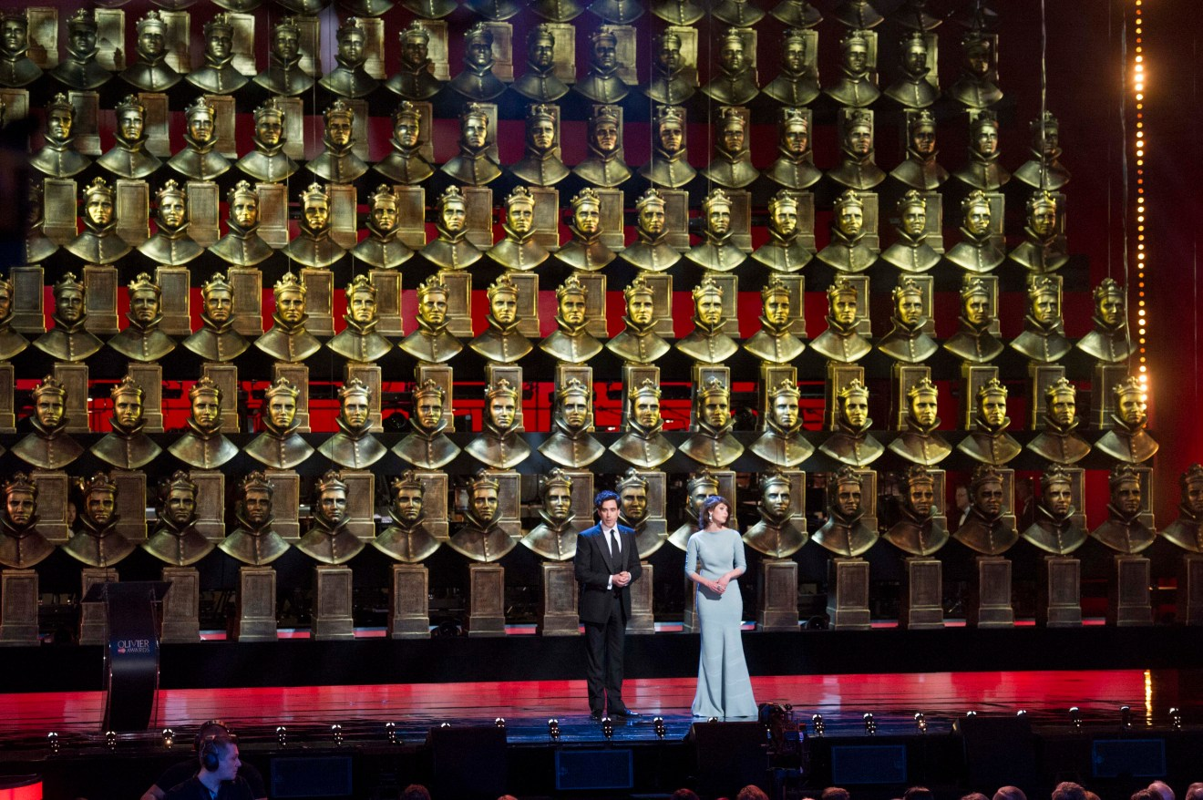 Image result for olivier awards