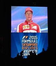 Well done Kimi and Ferrari!