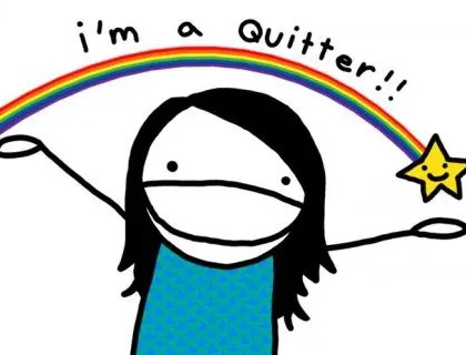 I'm A Quitter - why I fail at weight loss