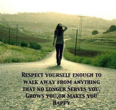 Respect Yourself Enough - The Single Mom Blog
