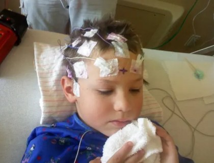 Gage Shaken Baby Survivor EEG