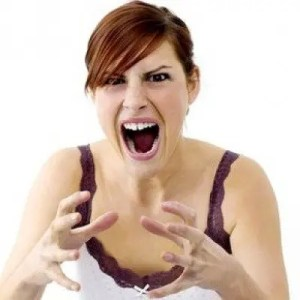 The Single Mom Blog, angry woman, how do you forgive, rage, yelling,