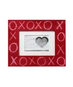 Valentine's Day Chalk Board Frame