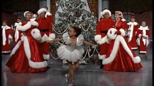 The Single Mom Blog - Holiday Traditions White Christmas