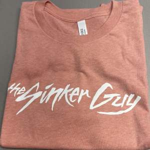 The Sinker Guy T-Shirt Coral
