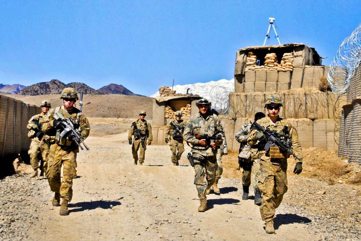Where Did All the Stolen US Aid to Afghanistan End Up?