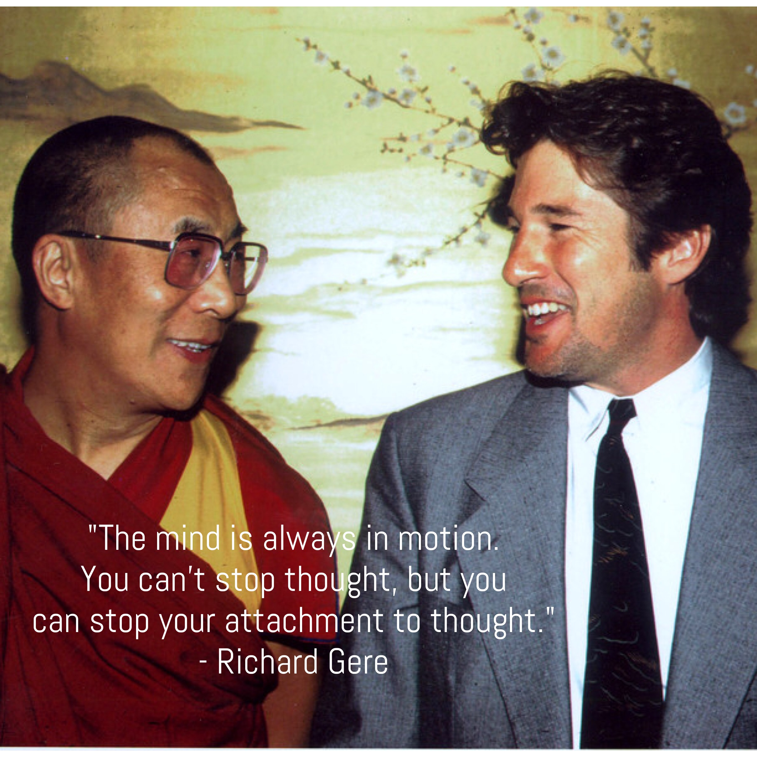 Richard Gere Quote