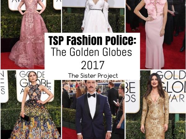 TSP Fashion Police: The Golden Globes 2017