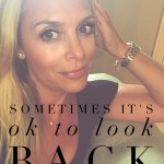 Sometimes It's OK To Look Back