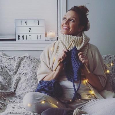 In It To Knit It