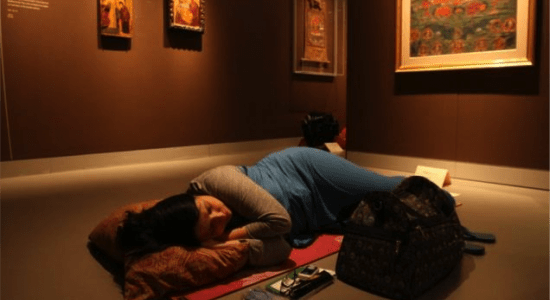 Dreamover at the Rubin Museum of Art