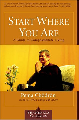 Pema Chodron, Start Where You Are