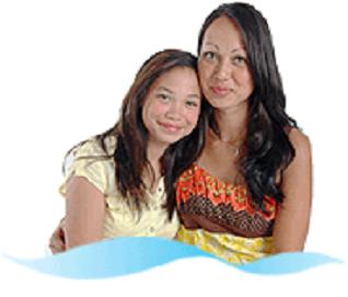 Ideas for Moms and Mentors Websiste Image