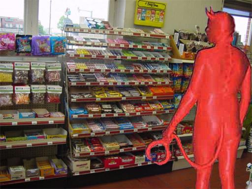 Devil Junk Food