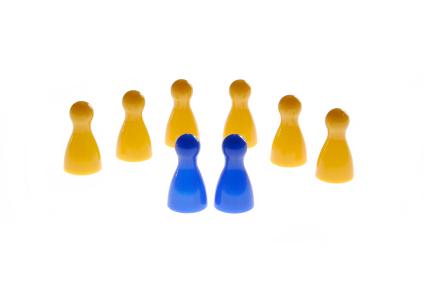 Blue Yellow Groupism