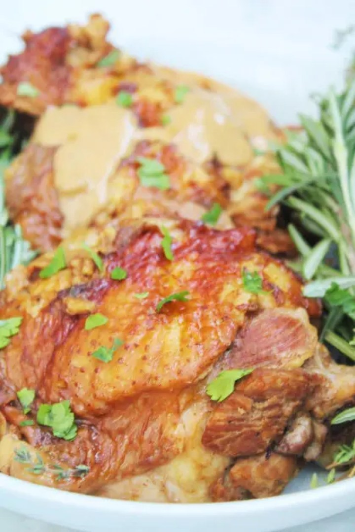 Instant Pot Turkey Thighs