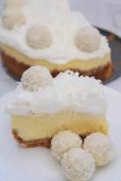Instant Pot Rafaello Cheesecake