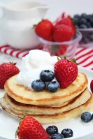 Mexican Tres Leches Pancake Recipe