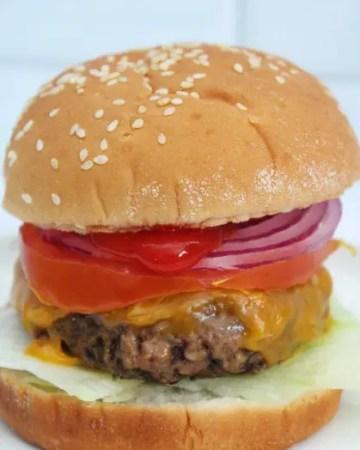 homemade instant pot hamburgers