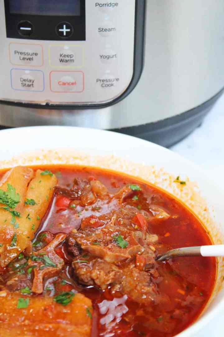An easy oxtail recipe that the entire family will love.