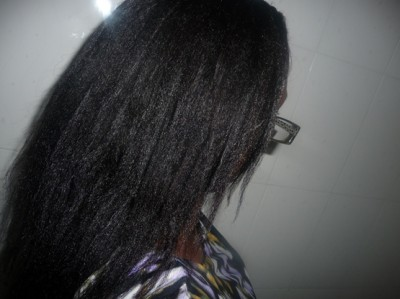 relaxed hair pic 2