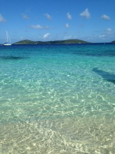 Honeymoon Beach, St. John, USVI, Virgin Islands National Park