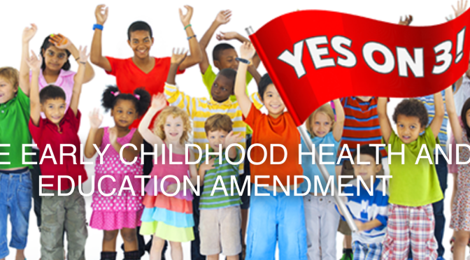 Vote Yes on Missouri's Amendment 3 To Cut Cigarette Smoking and Enhance Early Childhood Education
