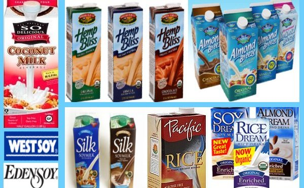 """Are Plant-Based """"Milks"""" The Margarine of the 21st Century?"""