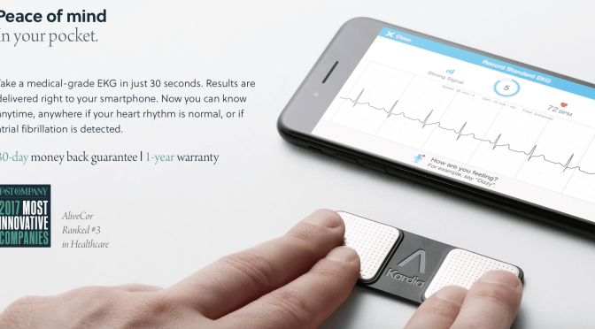What Is Behind The Significant Changes In AliveCor's Kardia Mobile ECG App?