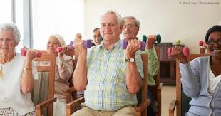 Mitigating Sarcopenia In The Elderly: Resistance Training Is A Powerful Potion